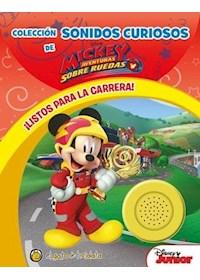 Papel Mickey - Listos Para La Carrera - Col Sonidos Curiosos