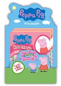 Papel Caja Peppa Pig Nos Enseña X 40  Unidades (Iii)