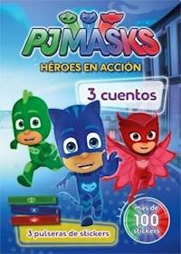 Papel Heroes En Accion - 3 Cuentos - Heroes De La Noche