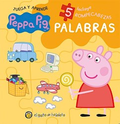 Libro Peppa Pig : Palabras ( Rompecabezas )