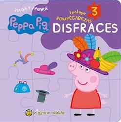 Libro Peppa Pig : Disfraces ( Rompecabezas )