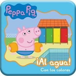 Libro Peppa Pig Al Agua ! Con Los Colores (Para La Hora Del Ba/O)