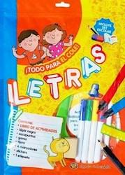 Papel Letras Set Escolar