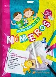 Libro Todo Para El Cole ! : Numeros