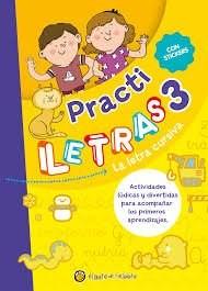 Papel Practi Letras 3 - La Letra Cursiva