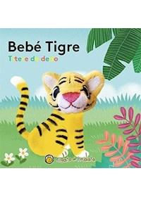 Papel Bebe Tigre Col. Bebe Titere