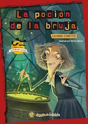 Libro La Pocion De La Bruja