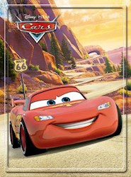 Libro 3. Cars  Tin Disney