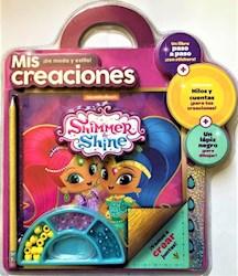 Libro Mis Creaciones : Shimmer And Shine
