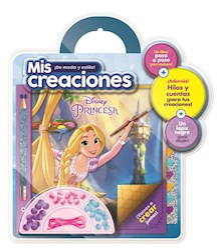 Libro Mis Creaciones : Disney Princesa