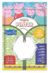 Libro Vamos A Pintar : Peppa Pig