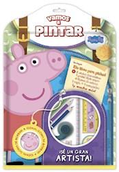 Libro Vamos A Pintar: Peppa Pig