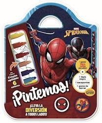 Libro Pintemos ! : Spiderman