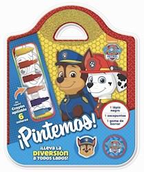 Libro Pintemos ! : Paw Patrol