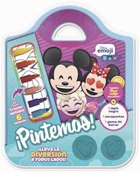 Libro Pintemos ! : Disney Emoji