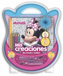 Libro Mis Creaciones De Moda Y Estilo : Minnie