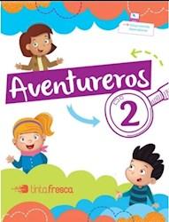 Libro Aventureros 2