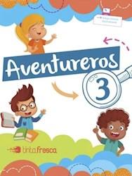 Libro Aventureros 3