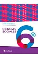 Papel CIENCIAS SOCIALES 6 TINTA FRESCA VIVIR EN SOCIEDAD (NACION) (NOVEDAD 2018)