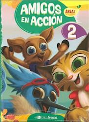 Libro Amigos En Accion 2