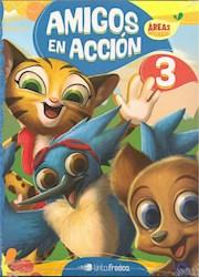 Libro Amigos En Accion 3