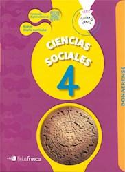 Libro Haciendo Ciencia 4  Ciencias Sociales Bonaerense