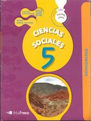 Libro Haciendo Ciencia 5  Ciencias Sociales Bonaerense