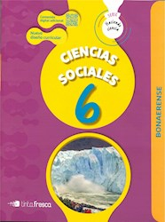 Libro Haciendo Ciencia 6  Ciencias Sociales Bonaerense