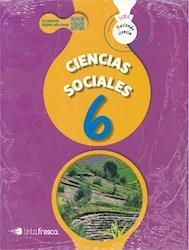 Libro Haciendo Ciencia 6  Ciencias Sociales Nacion