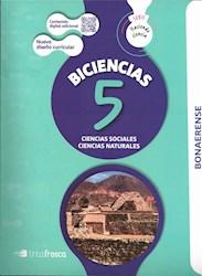 Libro Biciencias 5 Sociales-Naturales Bonaerense  Haciendo Ciencias