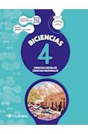Papel BICIENCIAS 4 TINTA FRESCA HACIENDO CIENCIA NACION (SOCIALES / NATURALES) (NOVEDAD 2019)