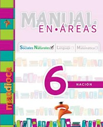Libro Manual Por Areas 6 Nacion