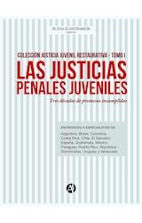 E-book Las justicias penales juveniles