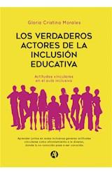 E-book Los verdaderos actores de la inclusión educativa