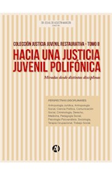 E-book Hacia una justicia juvenil polifónica
