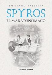 Libro Spyros ,El Maratonomaco