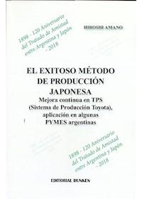 Papel El Exitoso Metodo De Produccion Japonesa