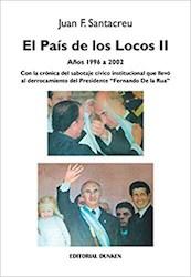 Libro El Pais De Los Locos Ii