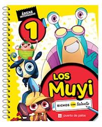 Libro Los Muyi 1  Areas Integradas