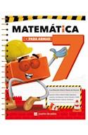 Papel MATEMATICA PARA ARMAR 7 PUERTO DE PALOS (ANILLADO) (NOVEDAD 2019)