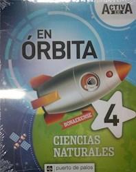 Libro Activa Xxi En Orbita 4 Ciencias Naturales Bonaerense