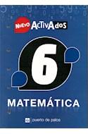 Papel MATEMATICA 6 PUERTO DE PALOS NUEVO ACTIVADOS (NOVEDAD 2019)