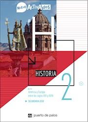 Papel Historia 2 Nuevo Activados - America Y Europa Entre Los Siglos Xiv Y Xviii