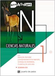 Libro Nuevo Activados 1 Es Cs Naturales