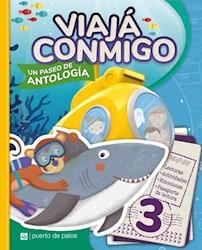 Libro Viaja Conmigo 3 Un Paseo De Antologia