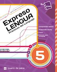 Libro Expreso Lengua 5 Pcas Del Lenguaje