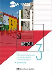 Libro Nuevo Activados 3 Es Historia