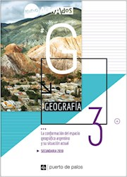 Libro Nuevo Activados 3 Es Geografia