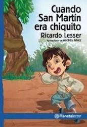 Libro Cuando San Martin Era Chiquito