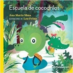 Libro Escuela De Cocodrilos